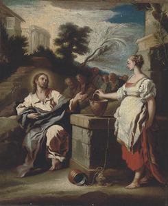 Christus en de Samaritaanse vrouw (Johannes 4:1-42)