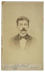 Portret van W. Fossen