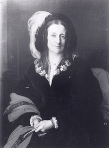 Portret van Gertrud Magdelena Corn. Tersteeg ( -1859)