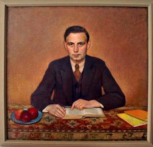 Portret van Jaap Hemelrijk (1888-1973)