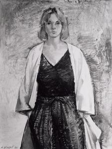 Portret van Irene Victoria Sturm (1944- )