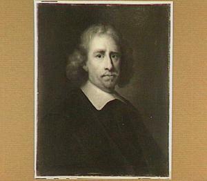 Portret van Antonius Aemilius (1589-1660), hoogleraar Historie en Staatkunde te Utrecht