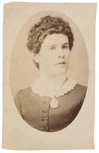 Portret van Emely Sykes (1863-...)