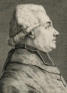 Portret van Anne-François-Victor Le Tonnelier de Breteuil (1726-1794)