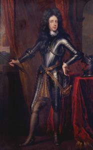 Portret van Hendrik Casimir II van Nassau-Dietz (1657-1696)