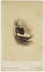 Portret van mogelijk J.A. Pauw van Wieldrecht