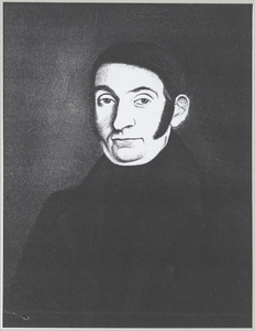 Portret van J.J. Kock (1789- )