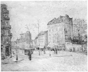 Boulevard de Clichy te Parijs