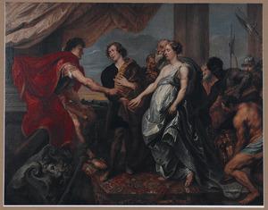De grootmoedigheid van Scipio (Livius, 26:50)