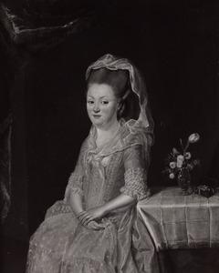 Portret van Catharina Six (1752-1793)