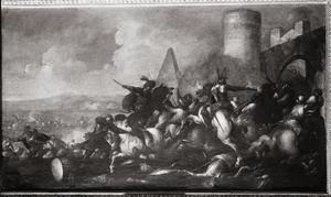 Cavalerie slag