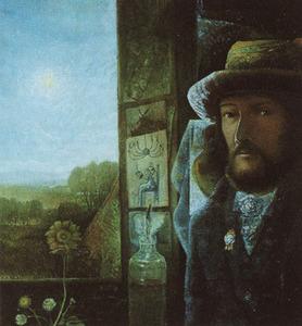 Portret van Nico van Esterik (1951- )