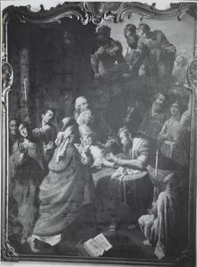 De besnijdenis van het Christuskind