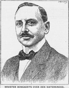 Portret van Max Charles Emile Bongaerts (1875-1959)