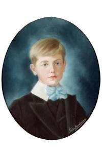 Portret van Louis Charles van Loon (1891-1955)