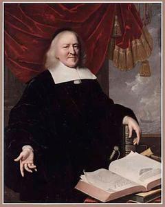 Portret van Hendrik Thibaut (1604-1667)