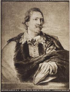 Portret van Jan Caspar Gevaerts (1593-1666)