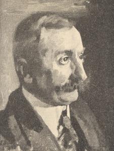 Portret van Etienne Marie Theodore Bosch (1863-1933)