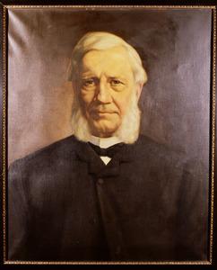 Portret van mogelijk Johannes Swens (1814-1897)