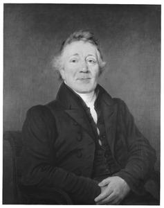 Portret van Abraham Blusse (1772-1850)