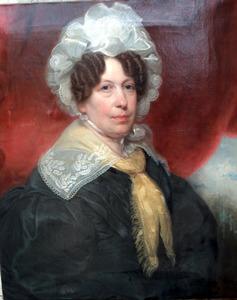 Portret van Elisabeth Adriana Wijckerheld Bisdom (1775-1839)