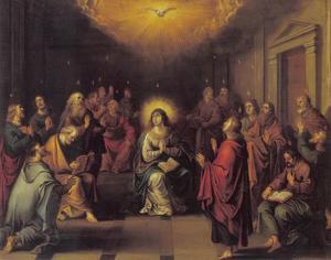 Pinksteren: de uitstoring van de Heilige Geest