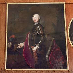 Portret van Elbert Godert van Isendoorn à Blois (?-1712)