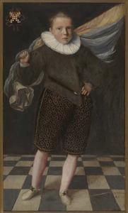 Portret van Dirck van der Dussen (1591-1658)