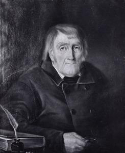 Portret van Cornelis de Jonge (1764-1852)