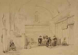 Kerkeraadskamer te Alkmaar
