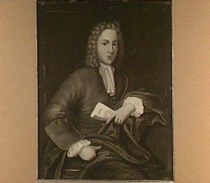 Portret van Phillip Diodati (1686-1733)