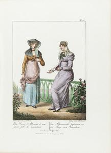 Een vrouw uit Alkmaar en een vrouw uit Zaandam