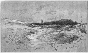 Duinen bij Domburg