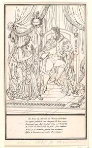 De Belgische Maagd voor koning Willem I (1772-1843)