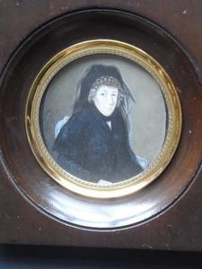 Portret van Martha Maria van Zuylen van Nijevelt (1748-1818)