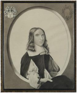 Portret van een man, mogelijk Arent van Suchtelen (1638-1722)