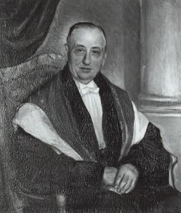 Portret van Franciscus Hubertus Quix (1874-1946)