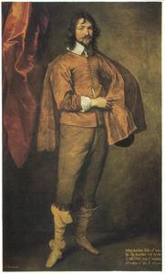 Portret van Arthur Goodwin (?-1643)