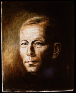 Portret van Johannes Herman Frederik Umbgrove (1899-1954)