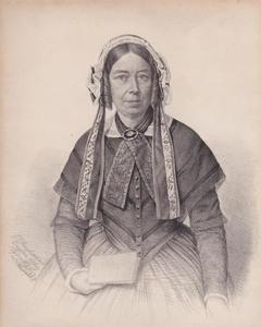 Portret van Johanna Cecila Hartevelt (1787-1854)