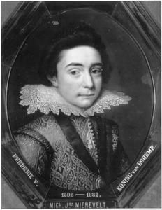 Portret van Frederik V van de Palts (1596-1632)