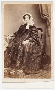 Portret van Alida Lambertina Kopersmit (1811-1874)