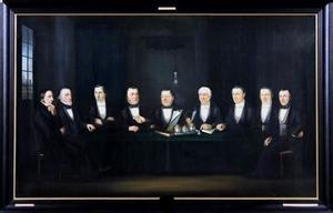 Commissie van Geneeskundig Toevoorzicht te Leiden, 1856