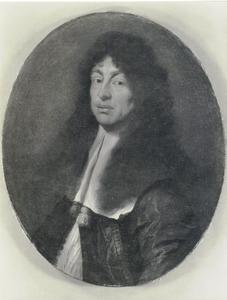 Portret van Jørgen Fogh (1631-1685), burgemeester van Kopenhagen