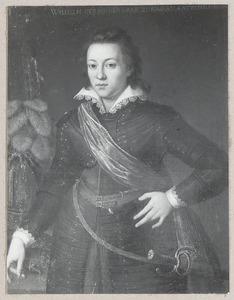 Portret van Willem van Nassau-Siegen (1592-1642)