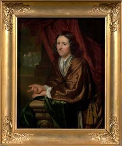 Portret van Pieter de la Court II (1621-1685)