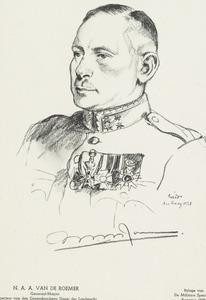 Portret van Nicolaas Ali Anthonie van de Roemer (1885- )