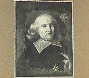 Portret van Jan Evertsen I (1600-1666)