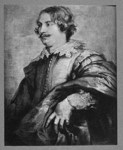 Portret van Paulus Pontius (1603-1658)