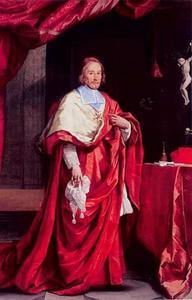 Portret van kardinaal Antonio Barberini sr. (1569-1646)